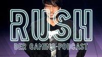 RUSH - Der Gaming-Podcast: Autoren in Games // Fehlen Videospiele in großen Zeitungen?