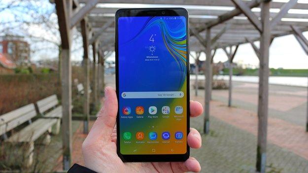 Galaxy A9 im Preisverfall: Samsung-Smartphone bei Saturn kurzzeitig zum Bestpreis erhältlich