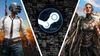 Das waren die besten Spiele auf Steam 2018 - nach Bewertung, Spielerzahl und Co.