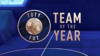 FIFA 19: TOTY - Team of the Year - Release, Nominierte und Gewinner