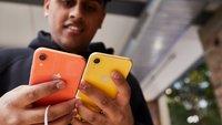 iPhone XR im Preisverfall: Neuer Bestpreis für das bunte Apple-Smartphone