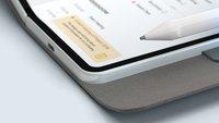 Gibt's doch gar nicht: Das faltbare iPad von Apple