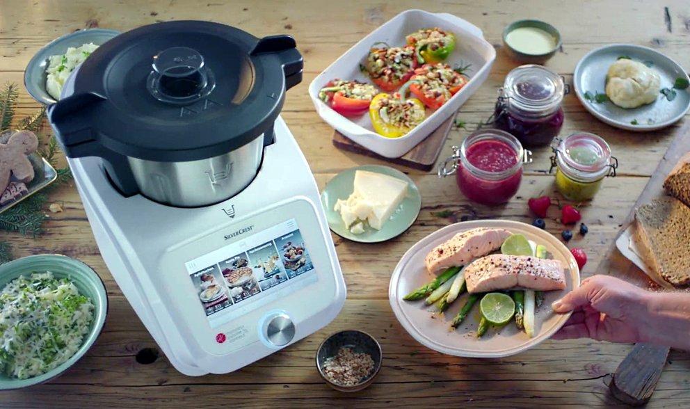 Rezepte Für Aldi Küchenmaschine Mit Kochfunktion 2021
