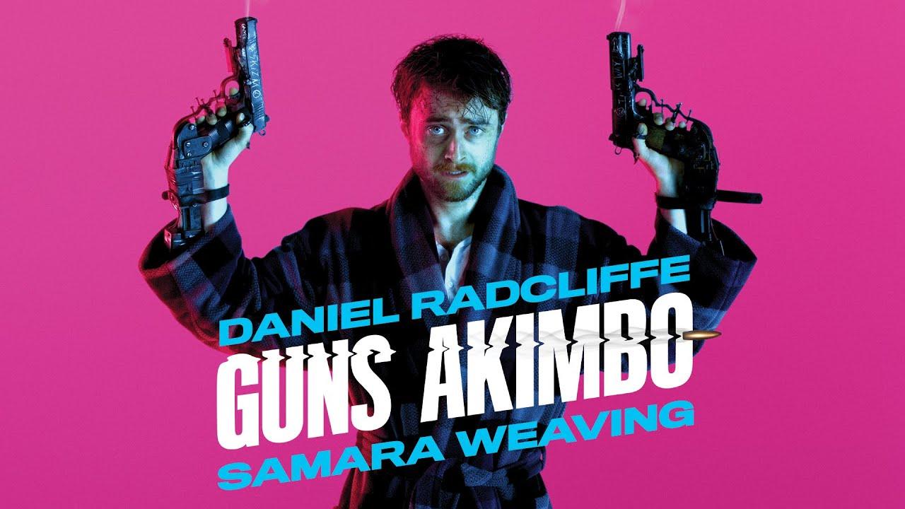Guns Akimbo: Trailer zur abgedrehten Action mit Daniel Radcliffe