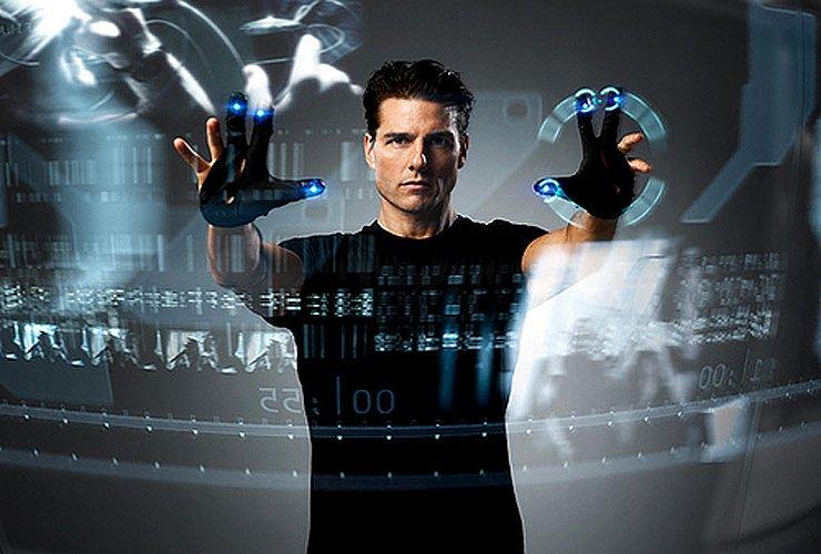 Google Smart Gloves: Die Handschuhe aus Minority Report kommen!