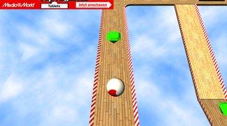 3D Stunt Marbles - Forderndes Geschicklichkeitsspiel