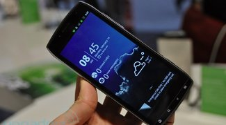 Acer Iconia Smart: Halb Smartphone, halb Tablet [MWC 2011]
