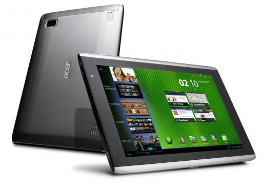 Acer Iconia A500: Honeycomb 3.1-Update verschiebt sich