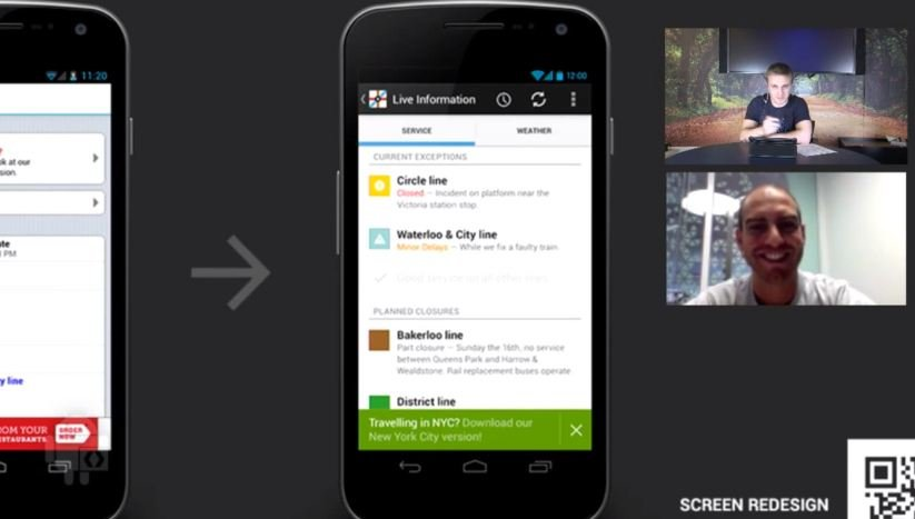 Android Design in Action: Neue YouTube-Show im Android Developers-Channel