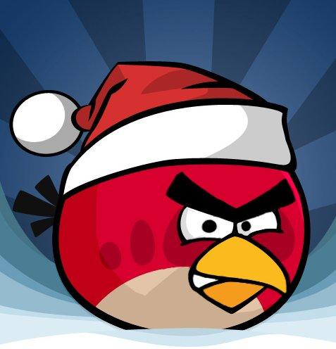 Weihnachten mit den Angry Birds: Christmas Edition kommt