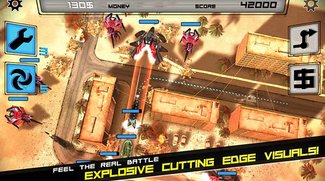 Anomaly Warzone Earth HD: Tower Defense mal andersherum