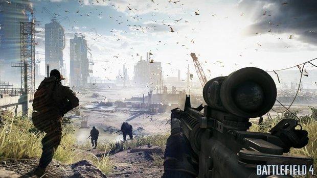 Frostbite Engine: Battlefield 4-Grafikgerüst kommt auf mobile Geräte