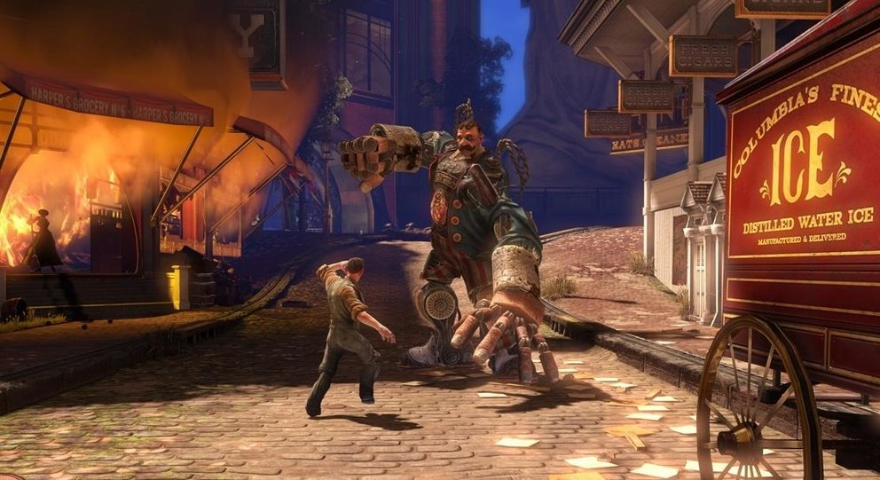 Bioshock Infinite: Levine über den Move-Support