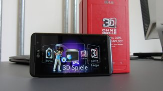 LG Optimus 3D: Testbericht zum ersten 3D-Smartphone