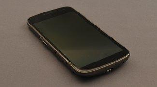 Galaxy Nexus im Test: Der Android 4.0-Messias bei Pontius Pilatus