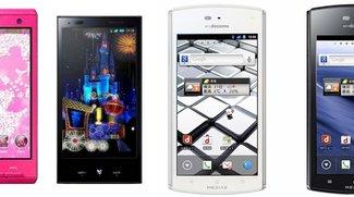Disney, NEC und DoCoMo: Neue Geräte – von Mickey bis ultraslim