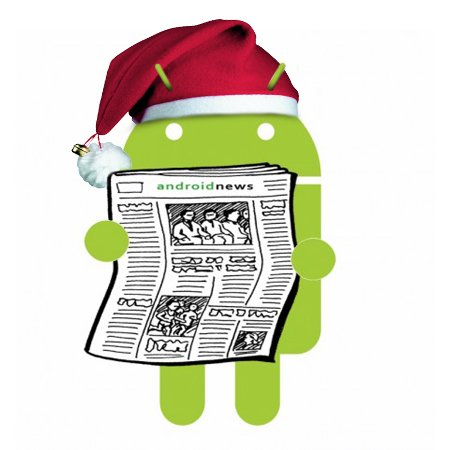 Weihnachten in Droidland (24. - 26.12.2011)