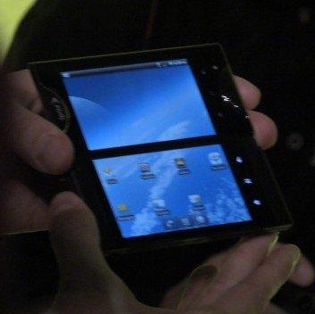 Kyocera Echo: Impressionen des Dual Screen-Androiden