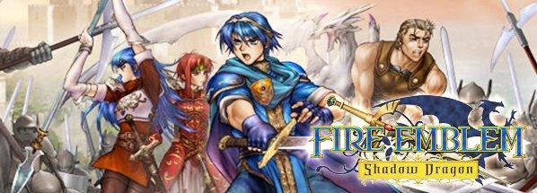 Fire Emblem - Shadow Dragon