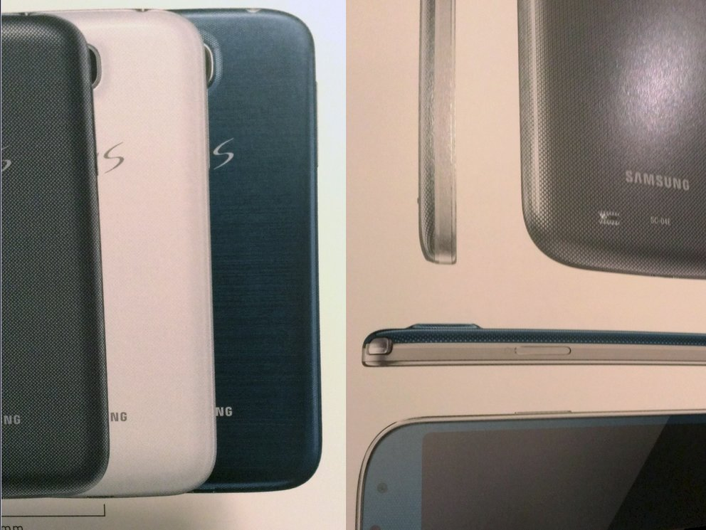 "Samsung Galaxy S4: Blaue Farbvariante ""Arctic Blue"" in Japan gesichtet"