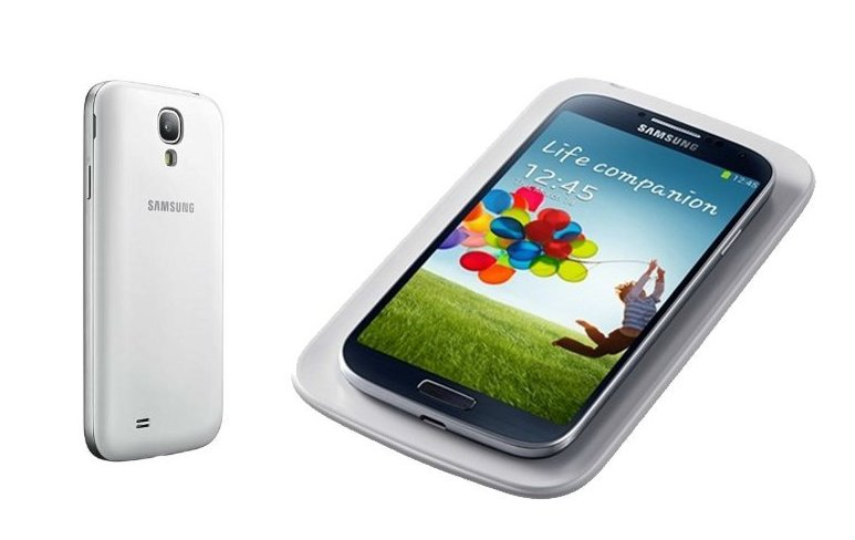 Samsung Galaxy S4: Zubehör zum kabellosen Laden verfügbar