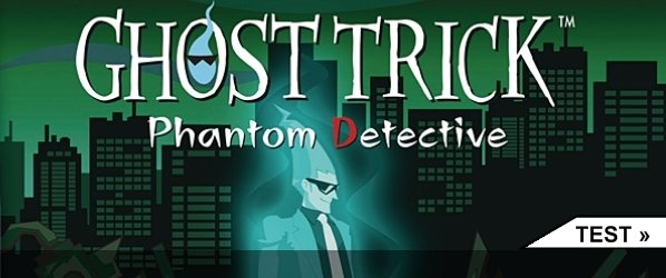 Ghost Trick: Phantom-Detektiv