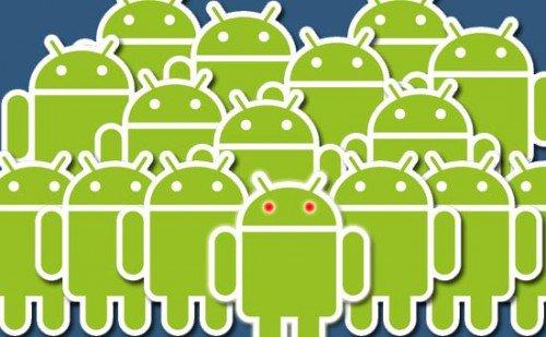 Android-OS in Westeuropa mit gigantischem Wachstum