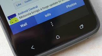 HTC One X: US-Firmware-Update entfernt lästige Menüleiste