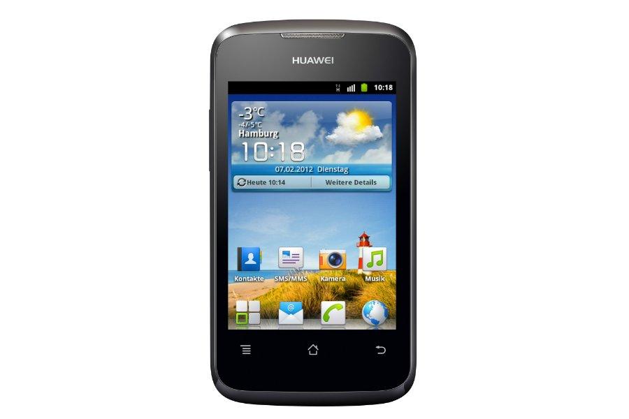 Lidl-Handy: Huawei Ascend Y200 ab heute erhältlich [Deal]