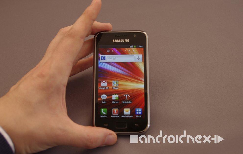 Samsung Galaxy S Plus im Test: Wie gut ist das Geräte-Upgrade?