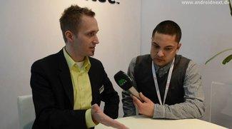 Norton Mobile Security: Interview mit Stefan Wesche von Symantec [CeBIT 2012]