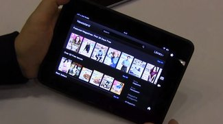 Amazon Kindle Fire HD: Deutsches Hands-On und The Verge-Review