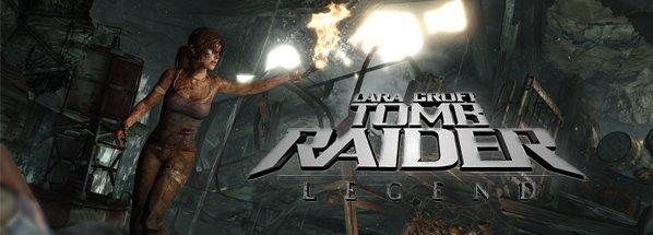 Lara Croft - Tomb Raider: Legend