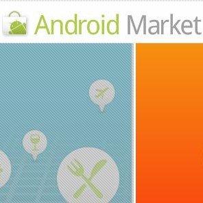 Android Web-Market mit kleinem Update