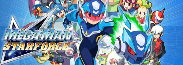 Mega Man - Star Force Dragon