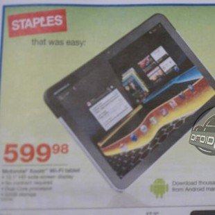 Motorola Xoom ohne 3G/4G für 599 Dollar
