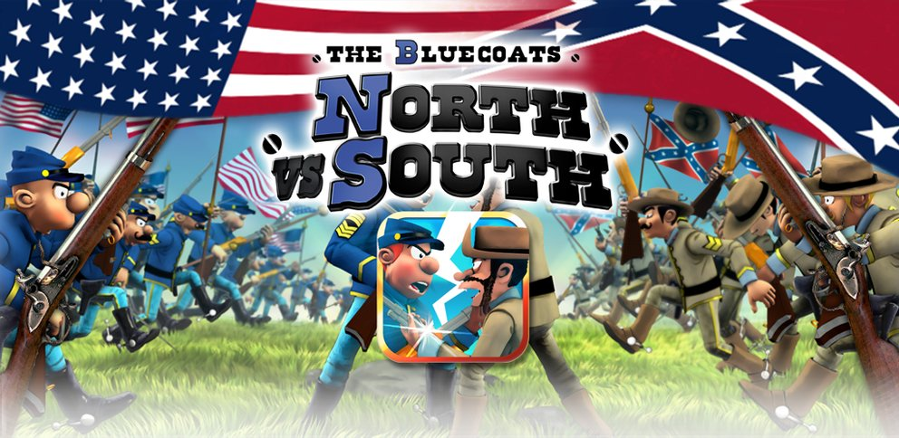 North vs. South: Android-Remake in Amazons App-Shop erhältlich