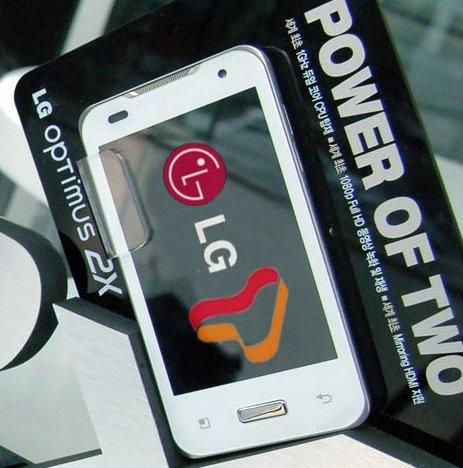LG Optimus Speed: In Korea bald auch in weiß erhältlich