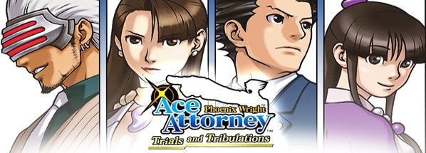 Phoenix Wright -Ace Attorney: Trials and Tribulations