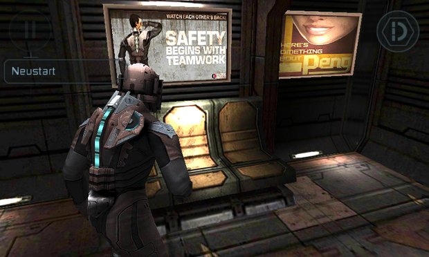 Dead Space: Samsung Galaxy S2-Besitzer erhalten Gruselspiel kostenlos
