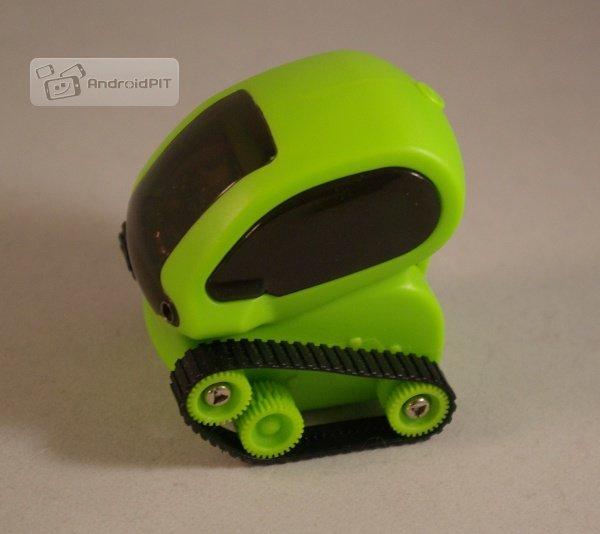 Tankbot - Modellpanzer für Android-Geräte
