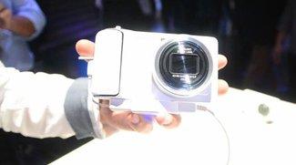 Samsung Galaxy Camera: Android-Kamera ab 22.11. in Deutschland