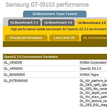 Samsung Galaxy S II: Zweite Version mit Tegra 2-Prozessor?