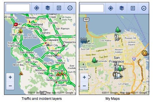 Google Maps als Web-App erschienen