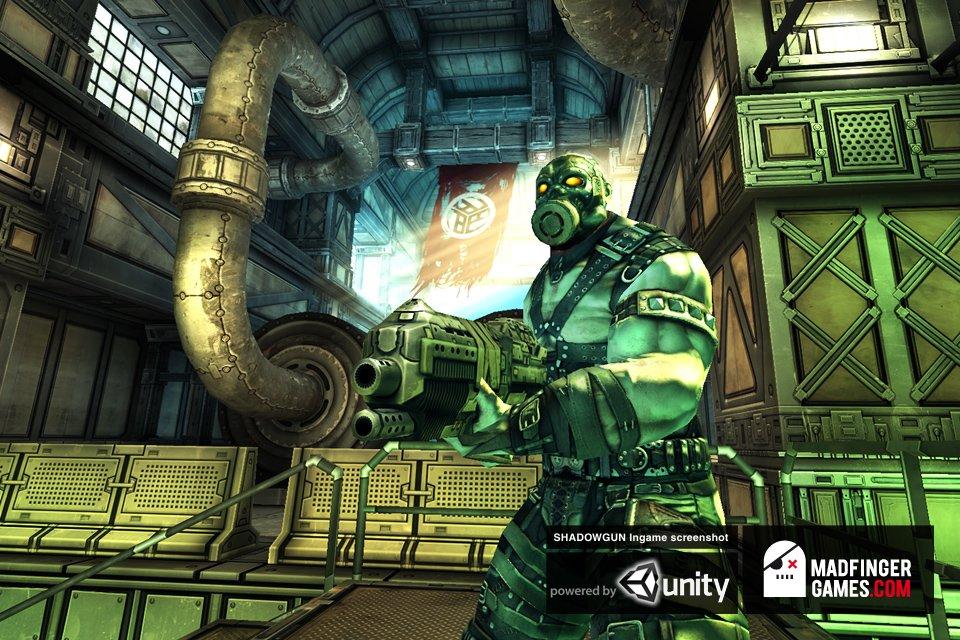 Das Hammerspiel Shadowgun steht kurz vor dem Release