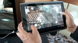 ShadowGun: 3D-Shooter Demonstration auf Tegra 2-Tablet [Video]