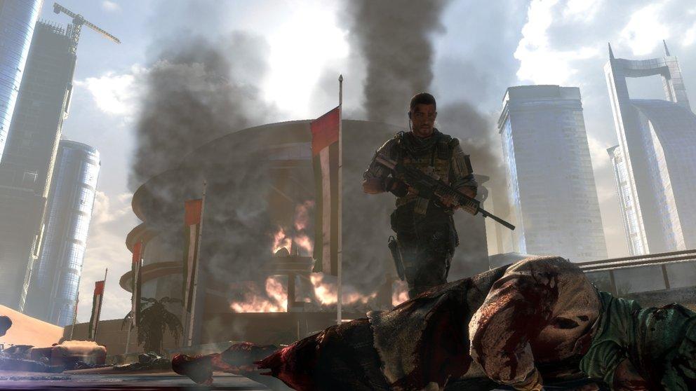 "Spec Ops - The Line: ""Gewalt in Videospielen muss Leute beeinflussen"""