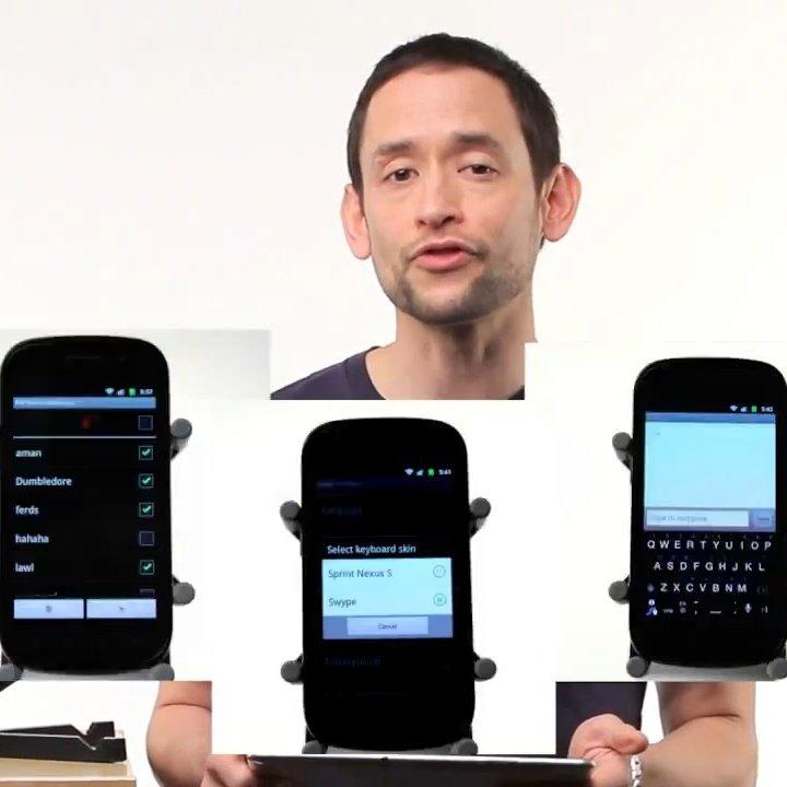 Swype: Geheime Hinweise auf Neuerungen in Video versteckt