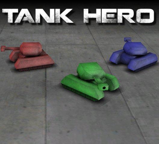 Tank Hero: 3D-Actiongame mit Panzern für Android