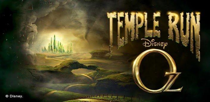 Temple Run: Oz in den Play Store gespurtet